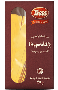 Tress Exklusiv Pappardelle