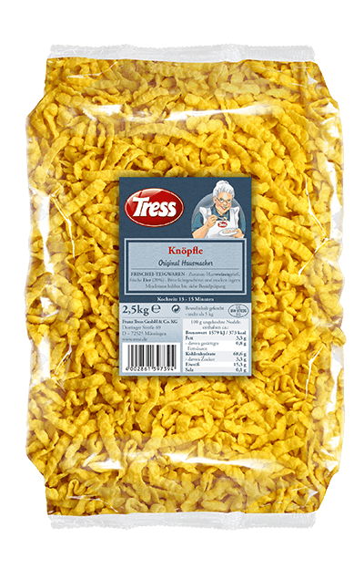 Tress Original Hausmacher Knöpfle 2,5 kg