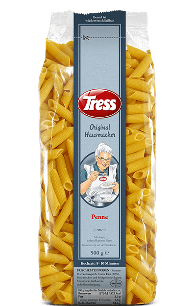 Tress Original Hausmacher Penne 500 g