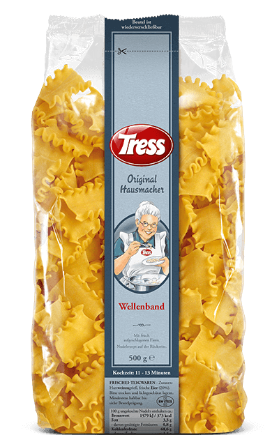 Tress Original Hausmacher Wellenband 500 g